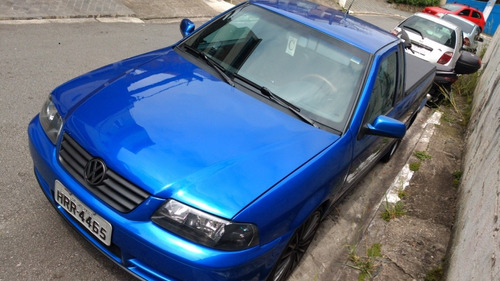 Volkswagen Saveiro 2000 1.6 2p Gasolina