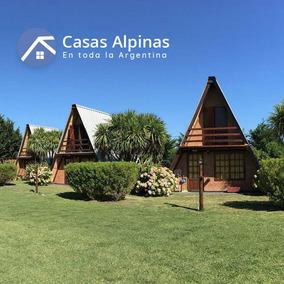 Construcción De Casas Alpinas En 7 Días En Todo El País.