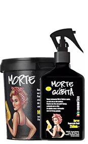 Máscara Morte Súbita 450g + Lola Reparaçao Total 250ml Spray