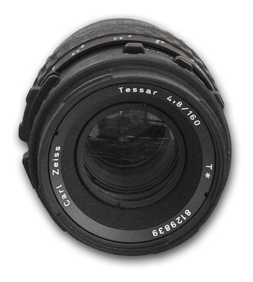 Lente Hasselblad 4,8/160mm Tessar Carl Zeiss
