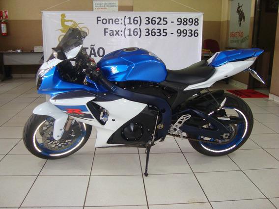 Suzuki Gsx-r 1000 Azul 2012