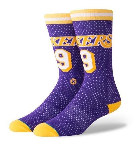 Medias Stance Lakers 94 Hwc Unisex