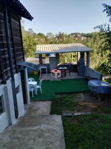 Imagem 1 de 28 de Chácara À Venda, 2 Quartos, 6 Vagas, Recreio Da Borda Do Campo - Santo André/sp - 92062