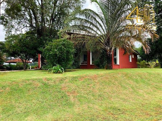 Casa Em Condomínio, 3 Dormitórios. Área Total 2.853 M2. Área Construída 350 M2. R$ 850.000 Itu - Sp - Ca0398