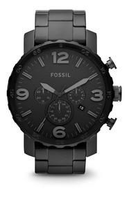 Relógio Fossil Jr1401 Nate Chrono Original