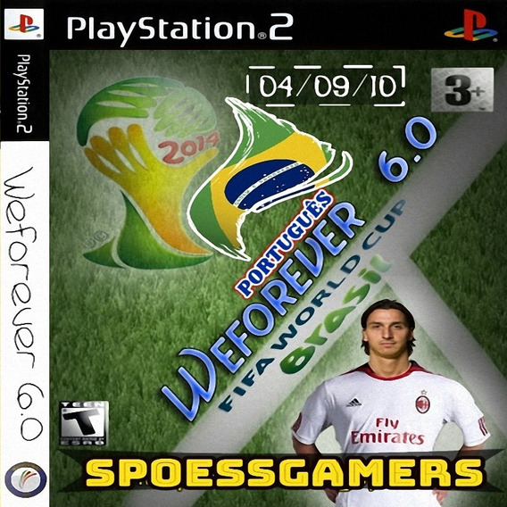Weforever 6.0 - We10 Pt-br Ps2 Patch .