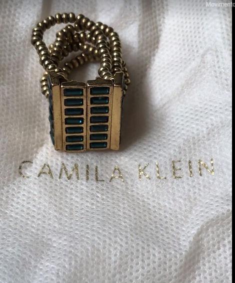 Promoção!!!!!!! Anel Camila Klein - Aro Ajustável