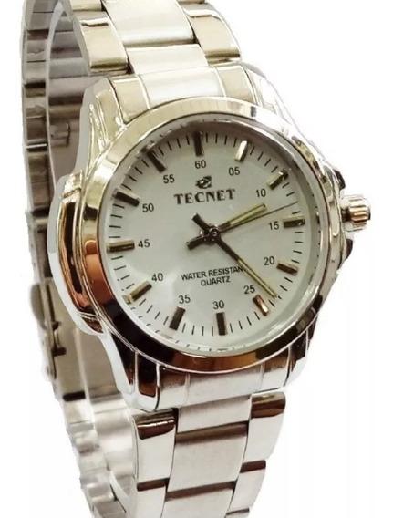Relógio Tecnet Feminino Original A Prova D