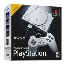 Console Sony Playstation Ps1 Classic