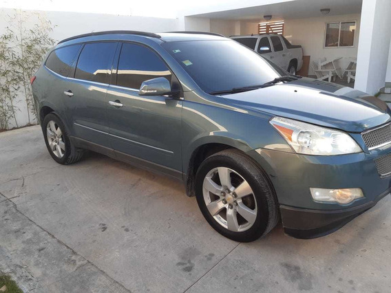 Jeepeta Chevrolet Traverse 2009 Full Version Americana Y Dvd