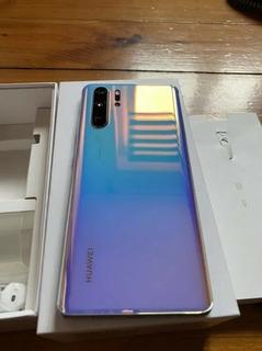 Huawei P Series P30 Dual Sim 256 Gb Black 8 Gb Ram