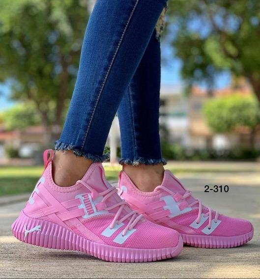 Tennis Zapato Deportivo Dama (envío Gratis)