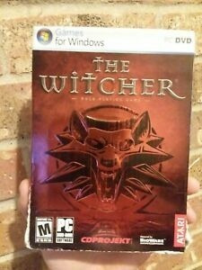 The Witcher Juego Para Pc Original, Completo!!