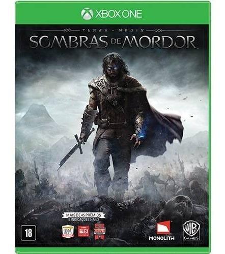 Sombras De Mordor - Xbox One - Física - Usado - Madgames