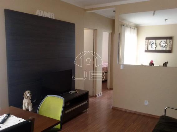Apartamento À Venda Em Jardim Santa Terezinha (nova Veneza) - Ap002966