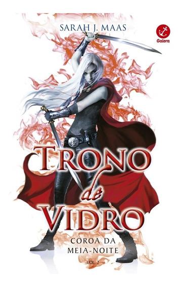 Trono De Vidro - Coroa Da Meia Noite - Vol 2 - Sarah Maas Nf