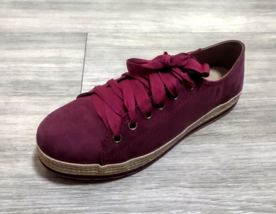 Tênis Redsun Bordo - 2756295