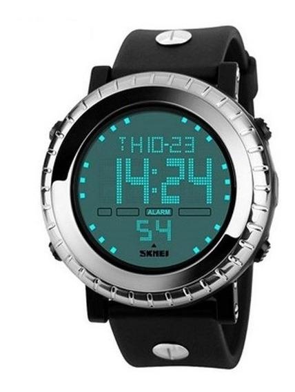 Relógio Digital Original Skmei 01 Ano Garantia E Nota Fiscal