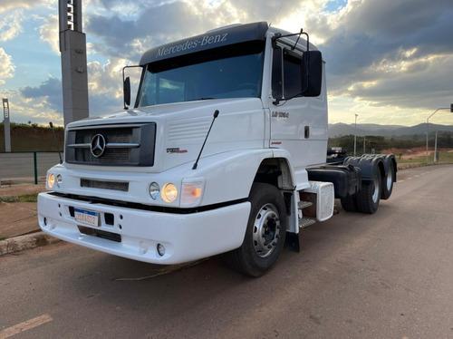 Imagem 1 de 15 de Mercedes-benz 1634 6x2 Ano 2009/2009   Cavalo Mecanico