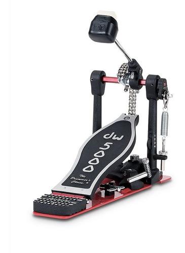 Pedal Simple De Bombo Dw Cp5000td4 Turbo