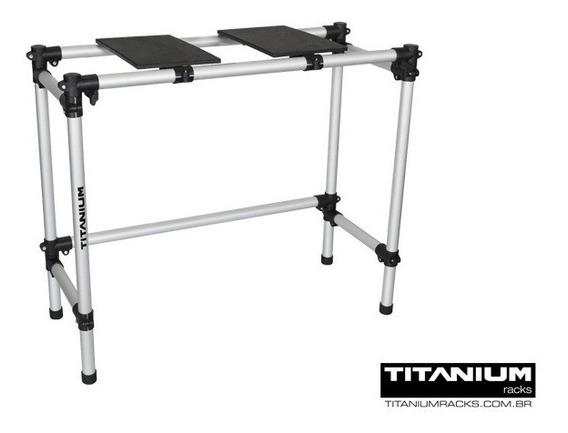 Rack Para Cdj E Mixers Titanium Rdj Cdj Case Basic Para Djs