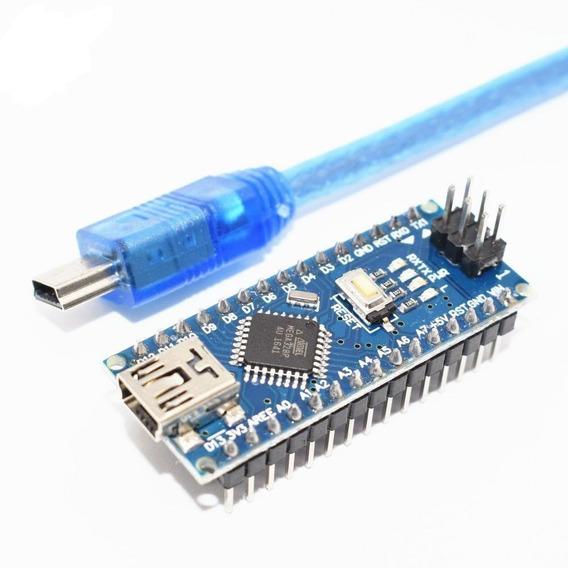 Arduino Nano Com Cabo