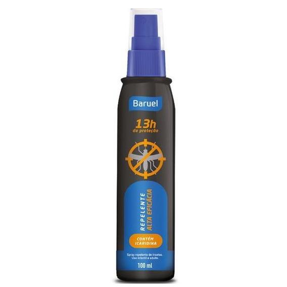 Baruel - Repelente Alta Eficácia - Spray