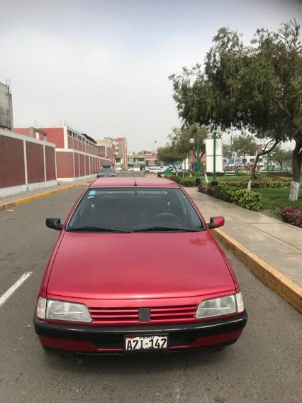 Peugeot 405 Gr 1996 Mecánico Gasolina En Muy Buen Estado