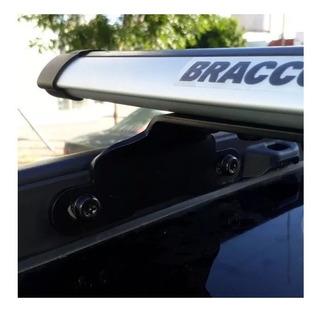 Porta Equipaje Aluminio Bracco Chevrolet Trailblazer