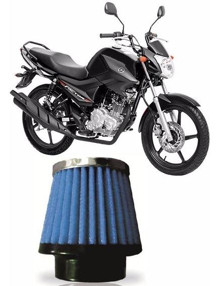 Filtro De Ar Esportivo Moto Yamaha Factor 125 Rci02
