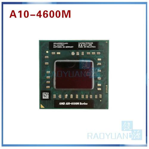 Imagem 1 de 1 de Processador Amd A10 4600m Séries