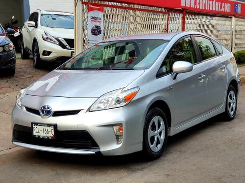 Prius 2015  Hb Hibrido  Aut  Factura De Agencia Todo Pagado!