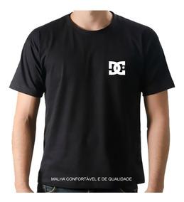 12e190e2df Camiseta Dc Shoes - Camisetas Masculinas Curta com o Melhores Preços ...