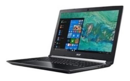 Nootebook Acer A715-72g-79bh I7 8ª/8gb/1tb/gtx1050 4gb/15.6