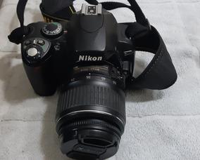 Nikon D40 + Lente 18-55mm