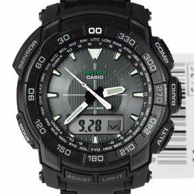 Relógio Casio Triplo Sensor Pro Trek Prg-550 Original 100mts