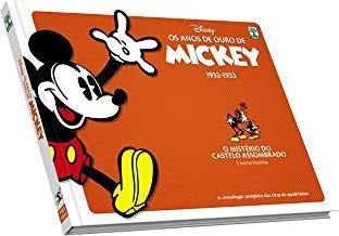 Os Anos De Ouro De Mickey 1932-1933 - O Webb Smith
