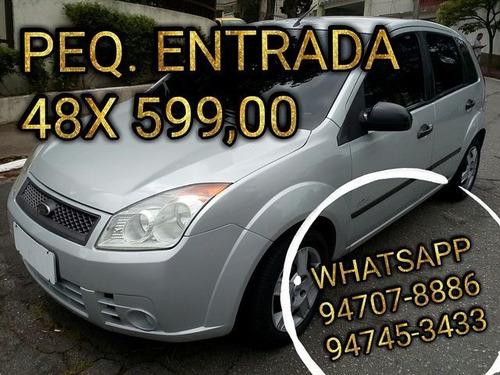 Ford Fiesta 1.0 Mpi 8v 2010