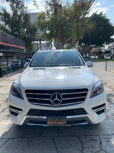Imagen 1 de 12 de Mercedes Benz  Ml 350  2014 Blanco
