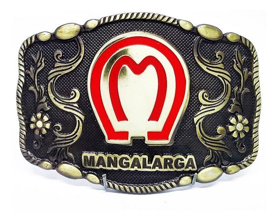 Fivela Country Cowboy Mangalarga Marchador - Envio Imediato!
