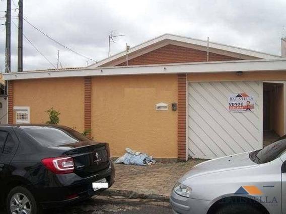 Casa Residencial À Venda, Parque Das Nações, Limeira. - Ca0239