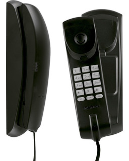 Telefone Interfone Intelbras Gondola Tc20 Preto