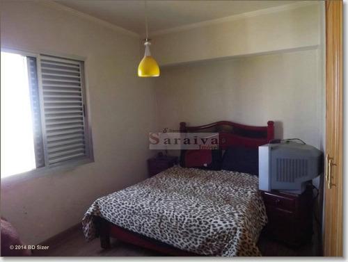 Imagem 1 de 18 de Apartamento Com 2 Dormitórios À Venda, 74 M² Por R$ 290.000,00 - Centro - São Bernardo Do Campo/sp - Ap0629