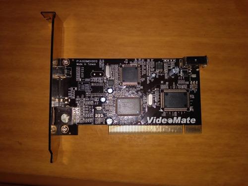 Capturadora Videomate C500