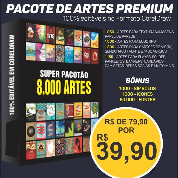 Pacote De Artes Premium