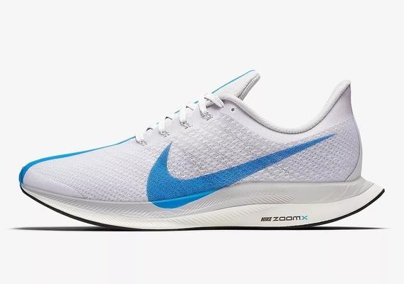 Tênis Nike Zoom Pegasus 35 Turbo Blue Hero