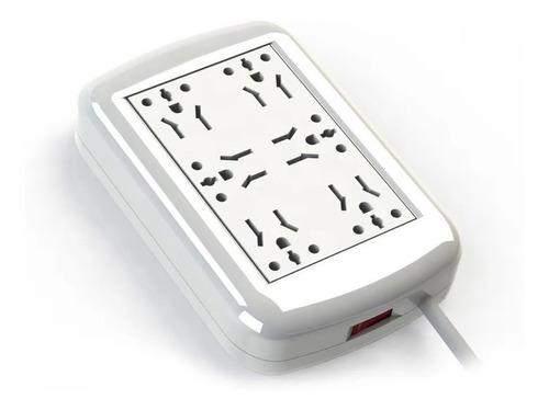 Prolongador Multitomas Dear Power X 6 Zapatilla
