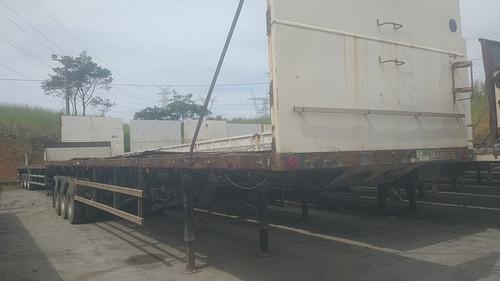 Randon Porta Container Carga Seca - 3266