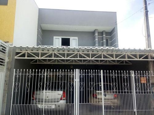 Casa À Venda, 3 Quartos, 1 Suíte, 2 Vagas, Jardim Santa Lúcia - Sorocaba/sp - 4585
