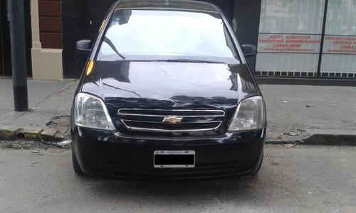 Chevrolet Meriva 2012 ---$ 300.000 De Anticipo Y Cuotas---